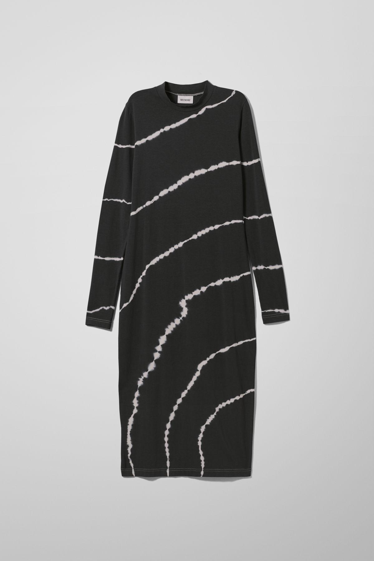 Image of Meja Dress - Black-XS