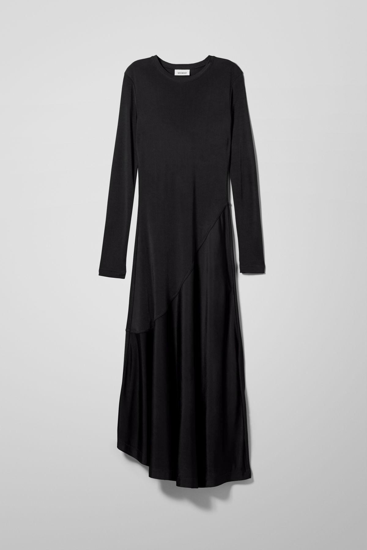 Image of Karen Dress - Black-XS