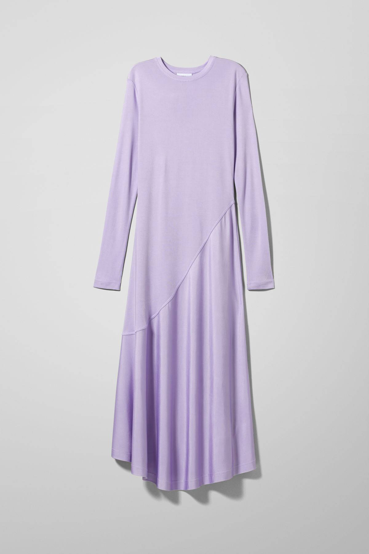 Image of Karen Dress - Purple-M