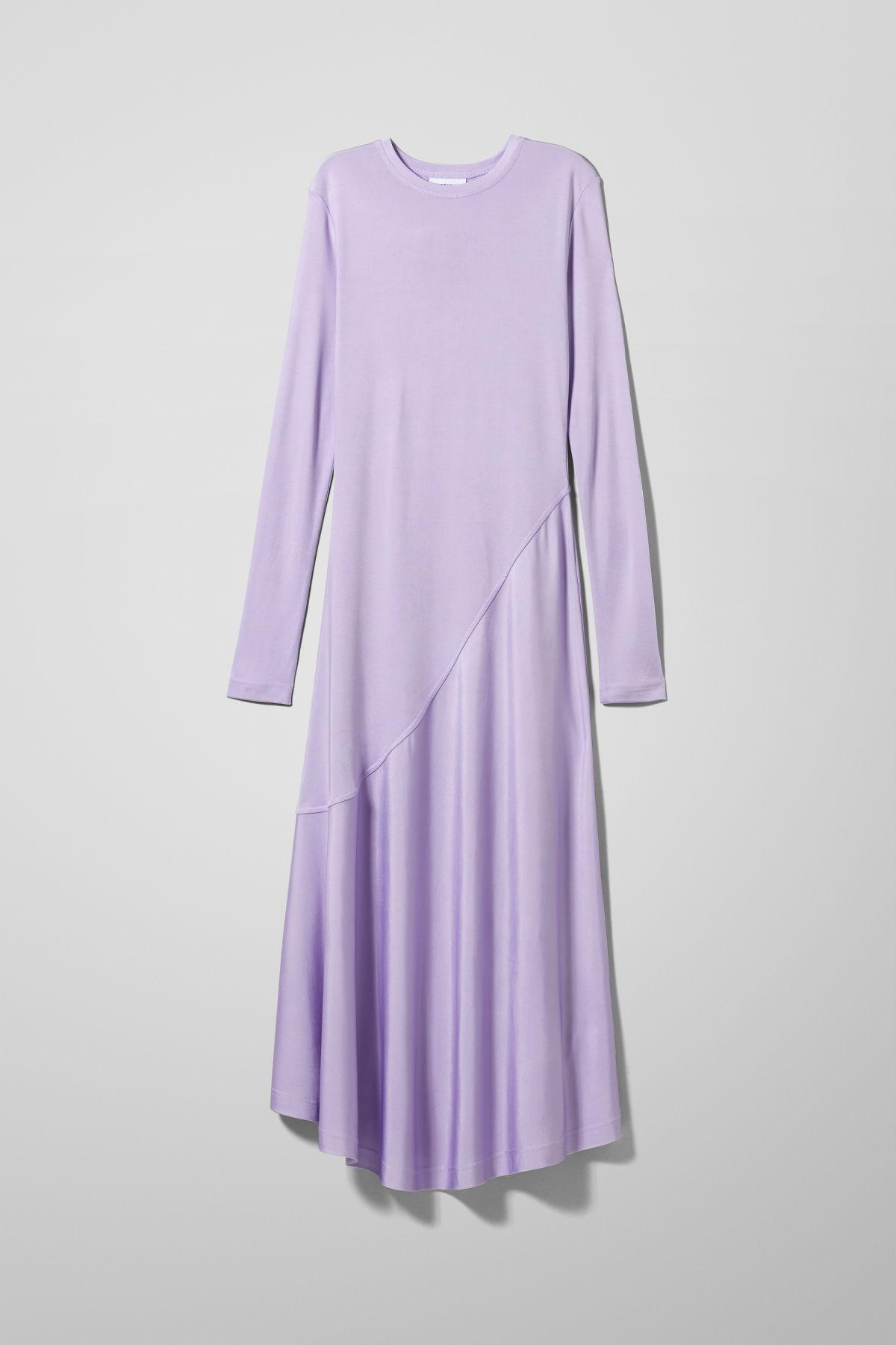 Image of Karen Dress - Purple-XS