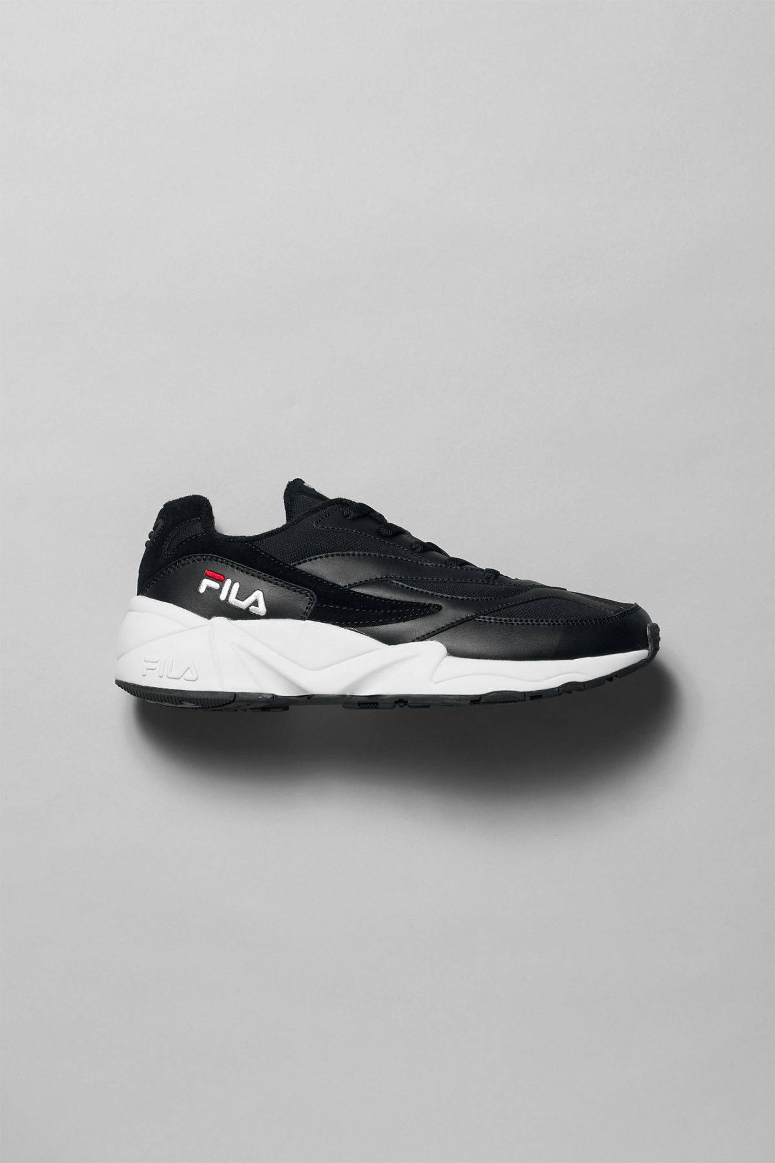 Venom Low Sneakers - Black-43