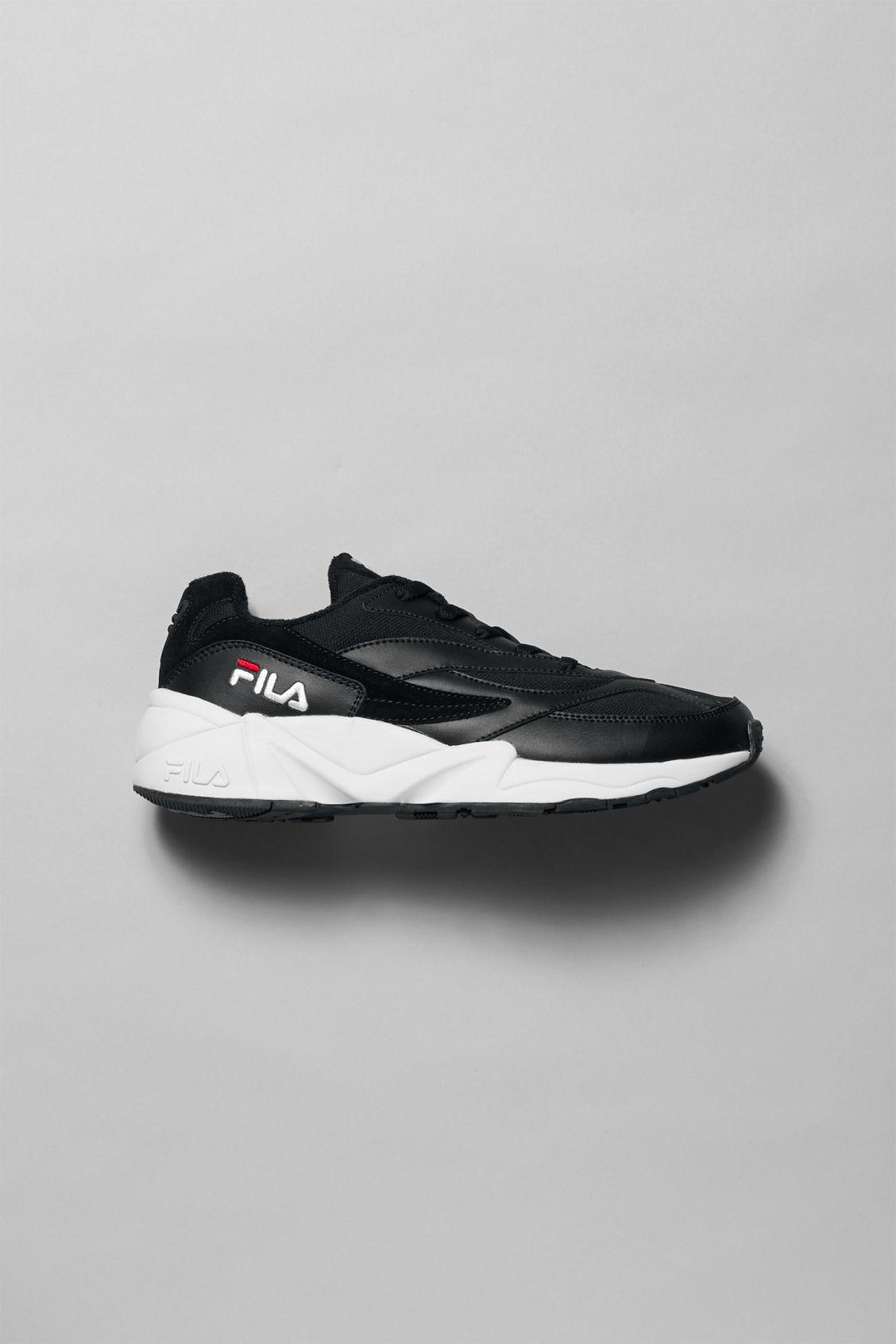 Venom Low Sneakers - Black-45