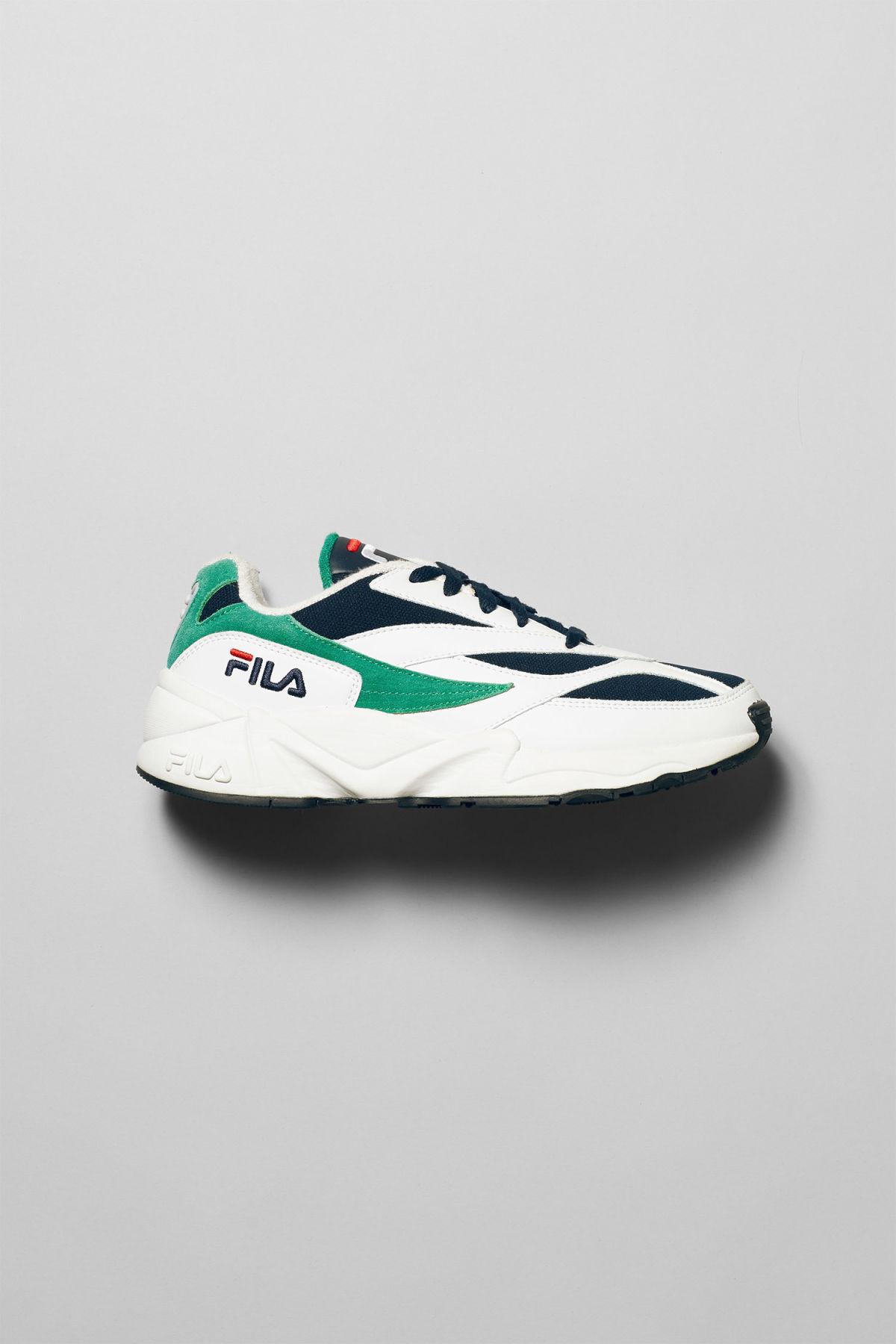 Venom Low Sneakers - White-44