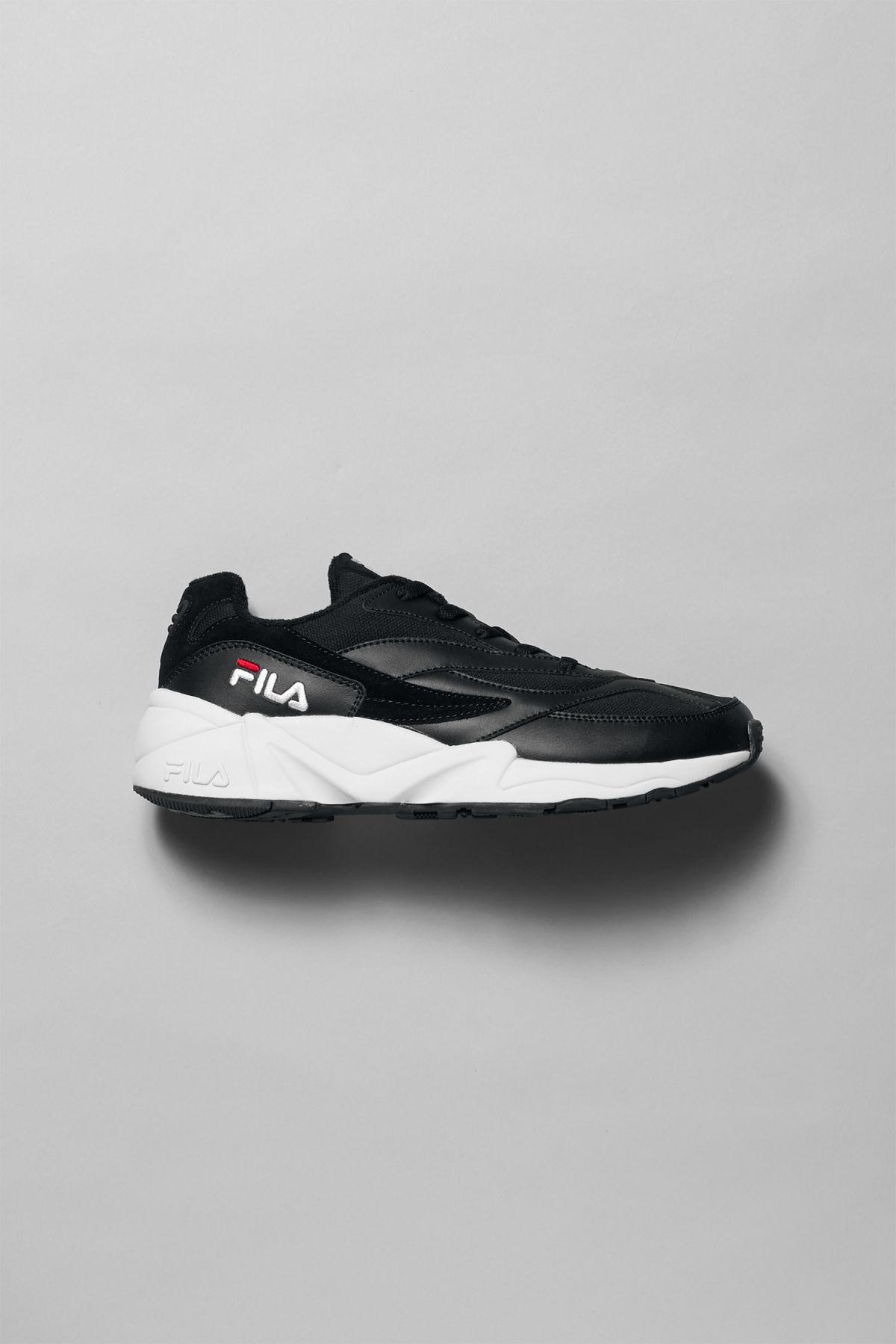 Venom Low Sneakers - Black-37
