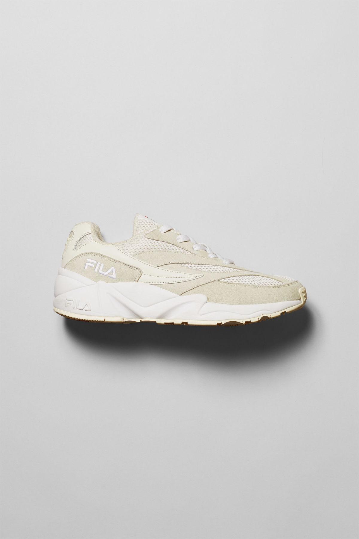 Venom Low Sneakers - White-41