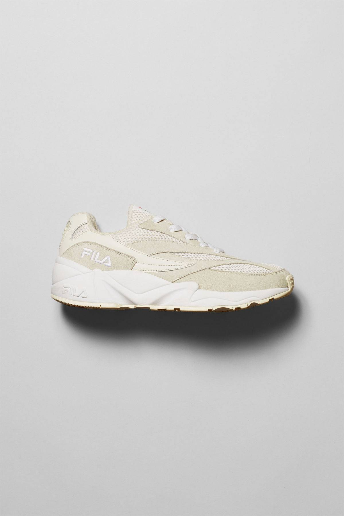 Venom Low Sneakers - White-38
