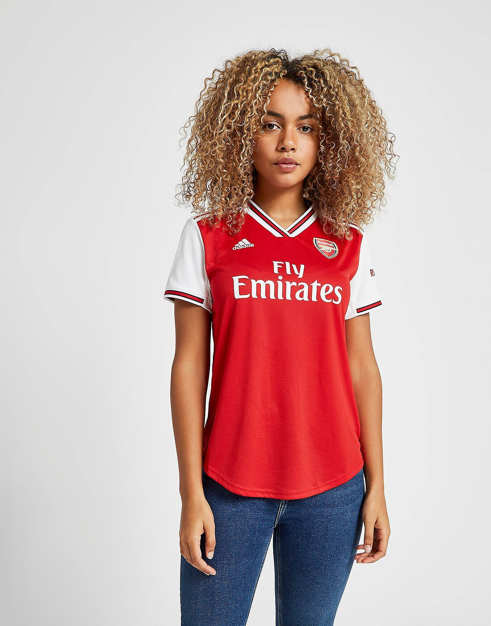 Image of Adidas Arsenal 2019/20 Kotipaita Naiset - Womens, Punainen