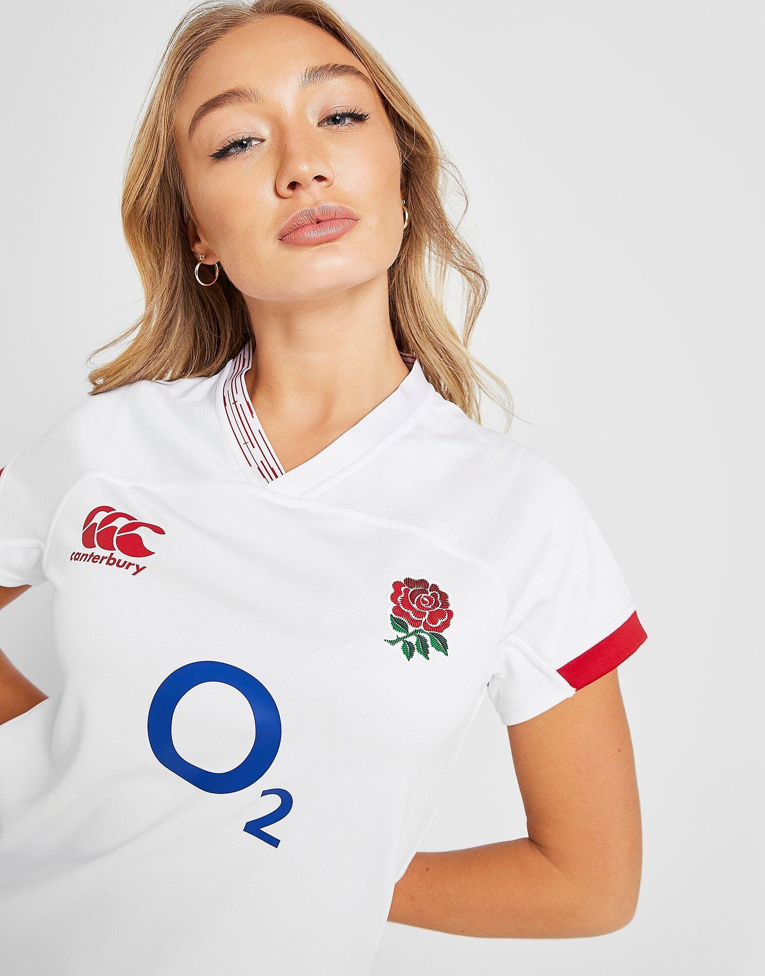 Image of Canterbury England RFU 2019 Kotipaita Naiset - Womens, Valkoinen