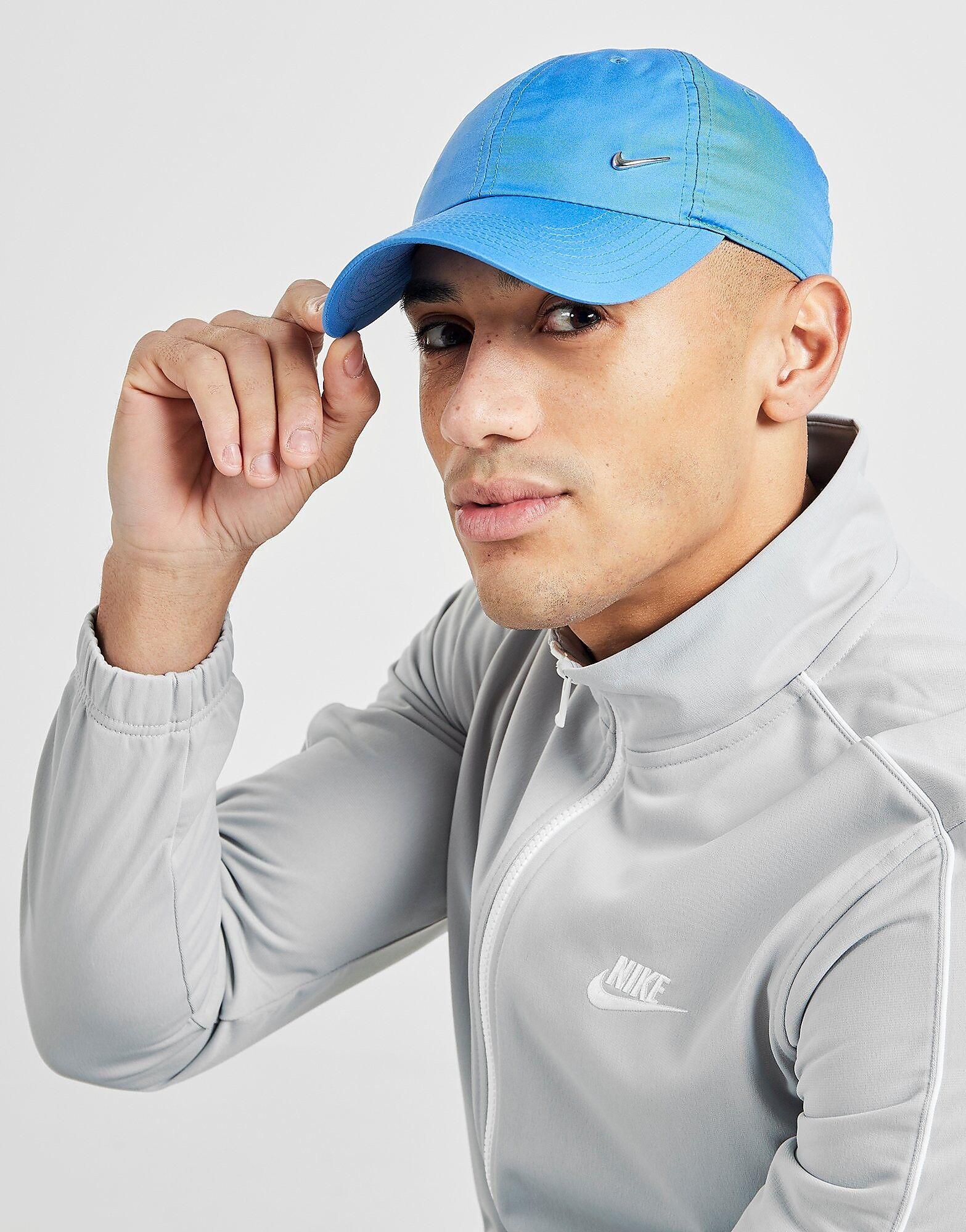 Image of Nike H86 Swoosh Cap - Mens, Sininen
