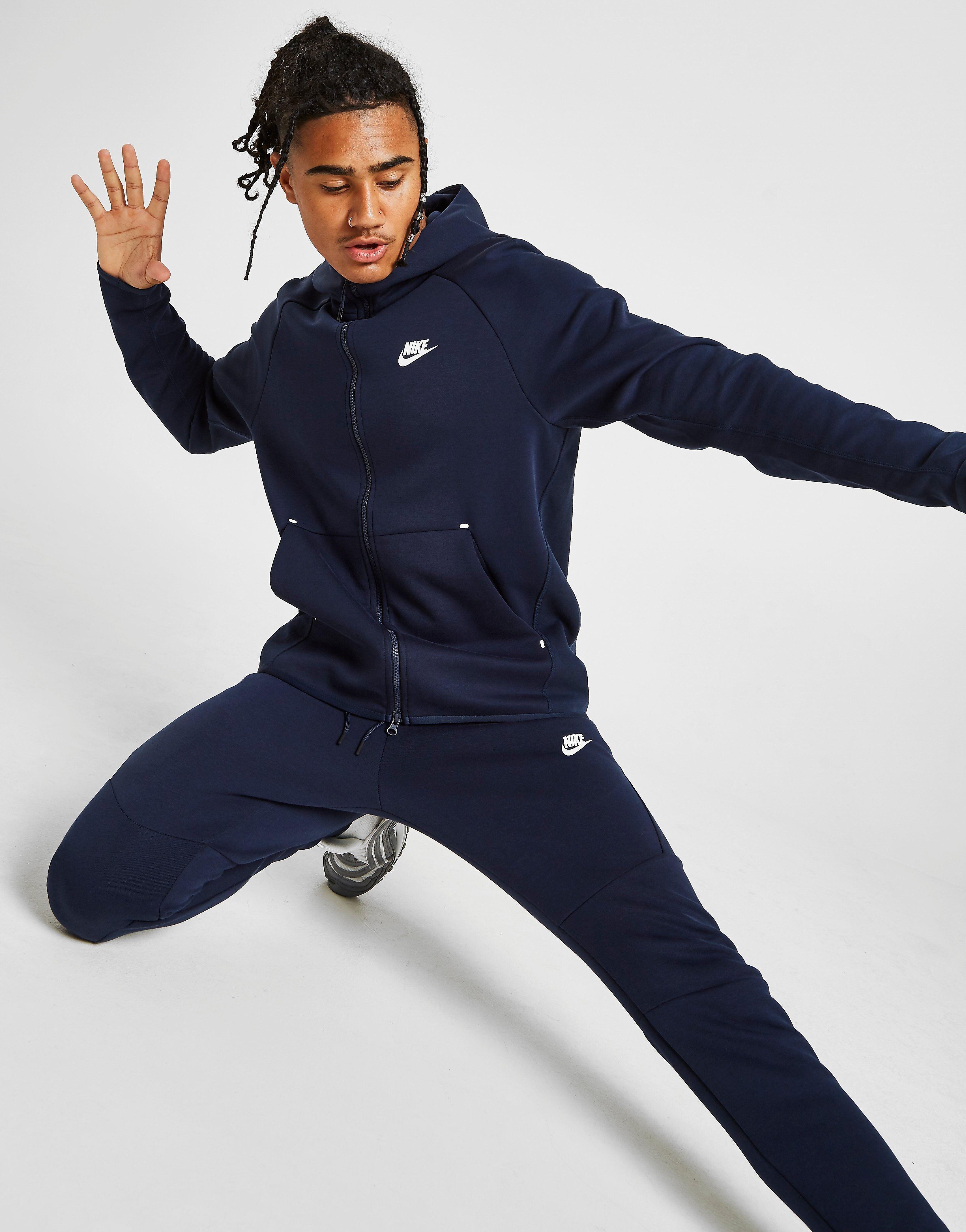 Image of Nike Tech 365 Track Pants - Mens, Laivastonsininen