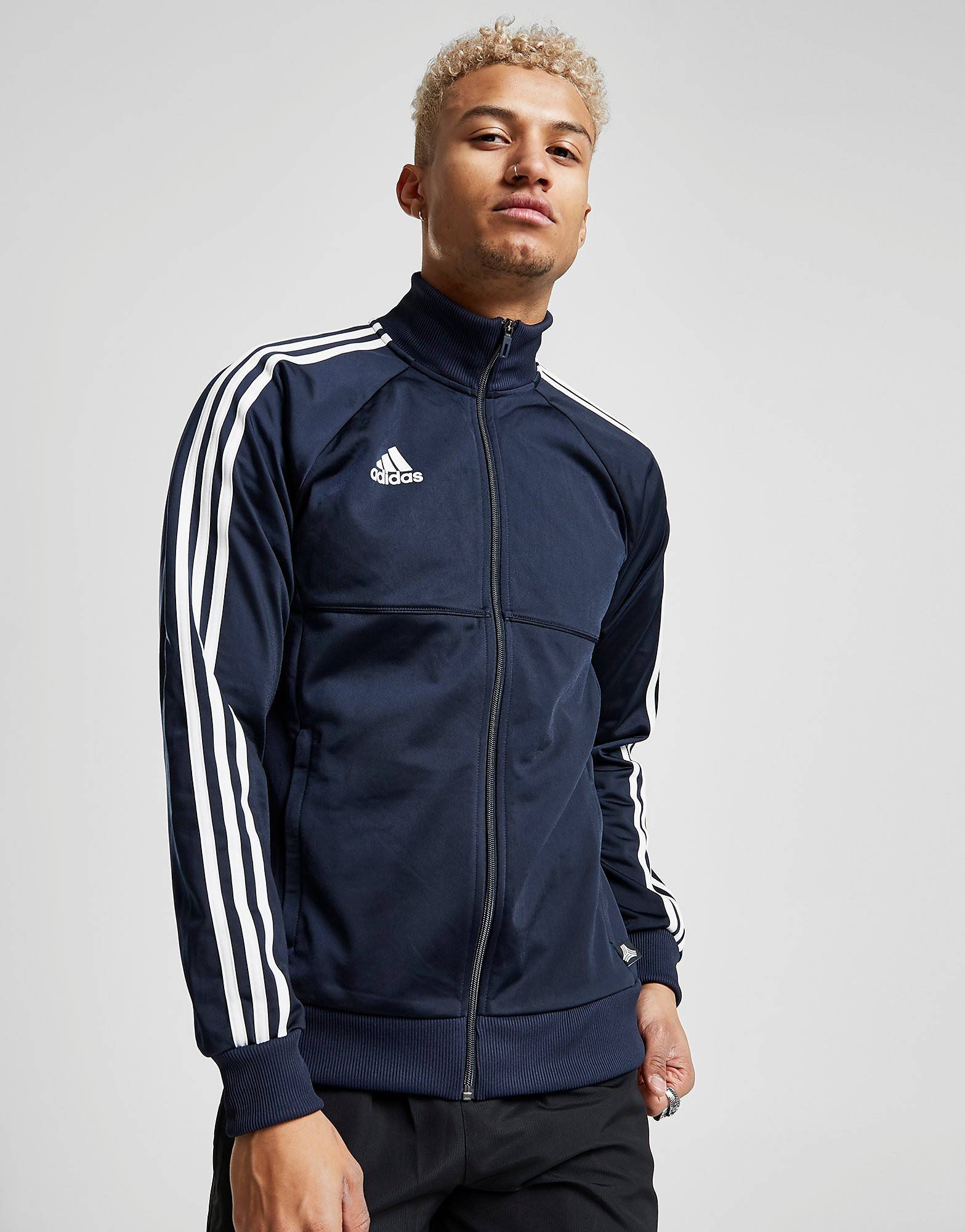 Image of Adidas Tango Track Top - Only at JD - Mens, Laivastonsininen
