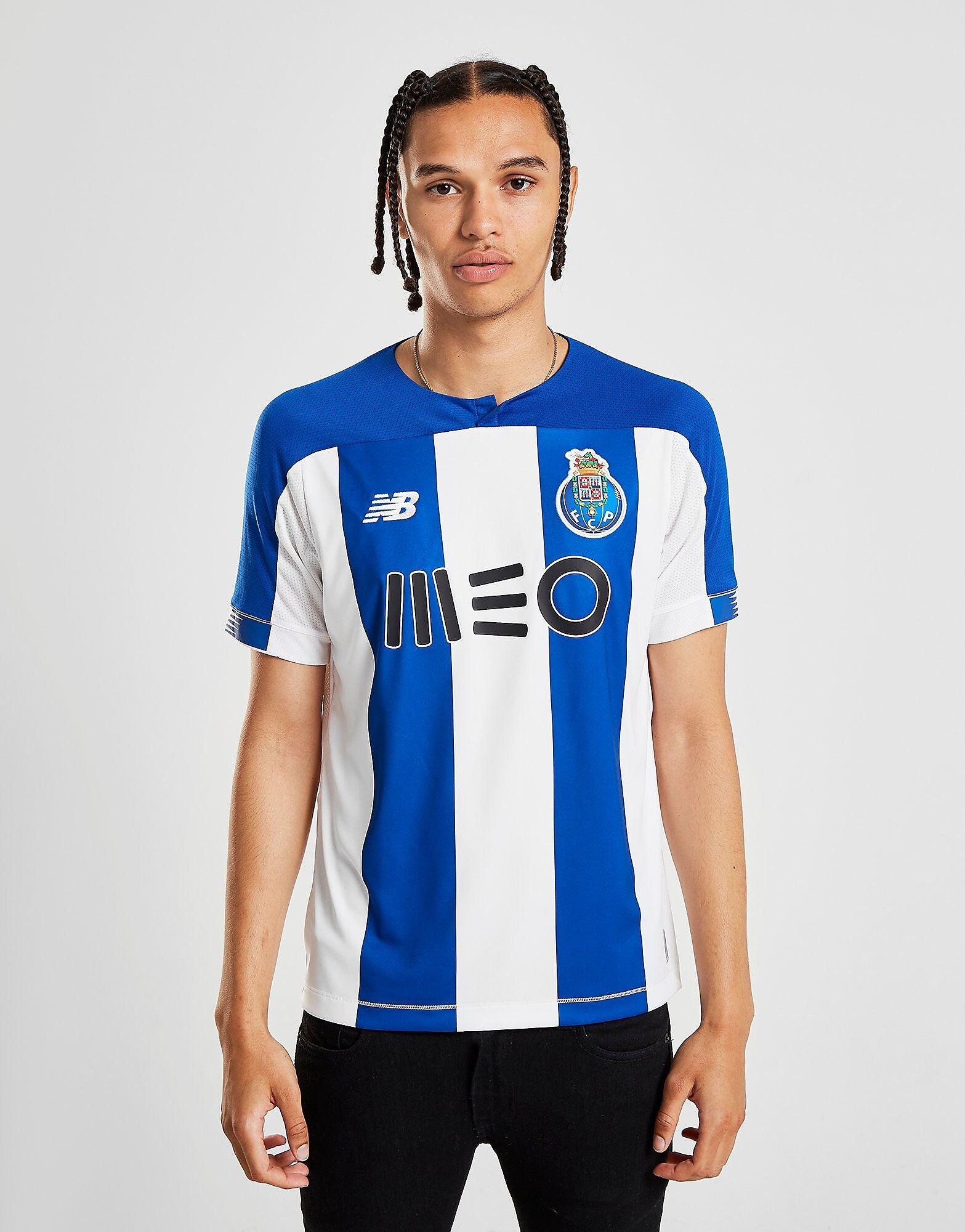 Image of New Balance FC Porto 2019/20 Kotipaita Miehet - Mens, Sininen