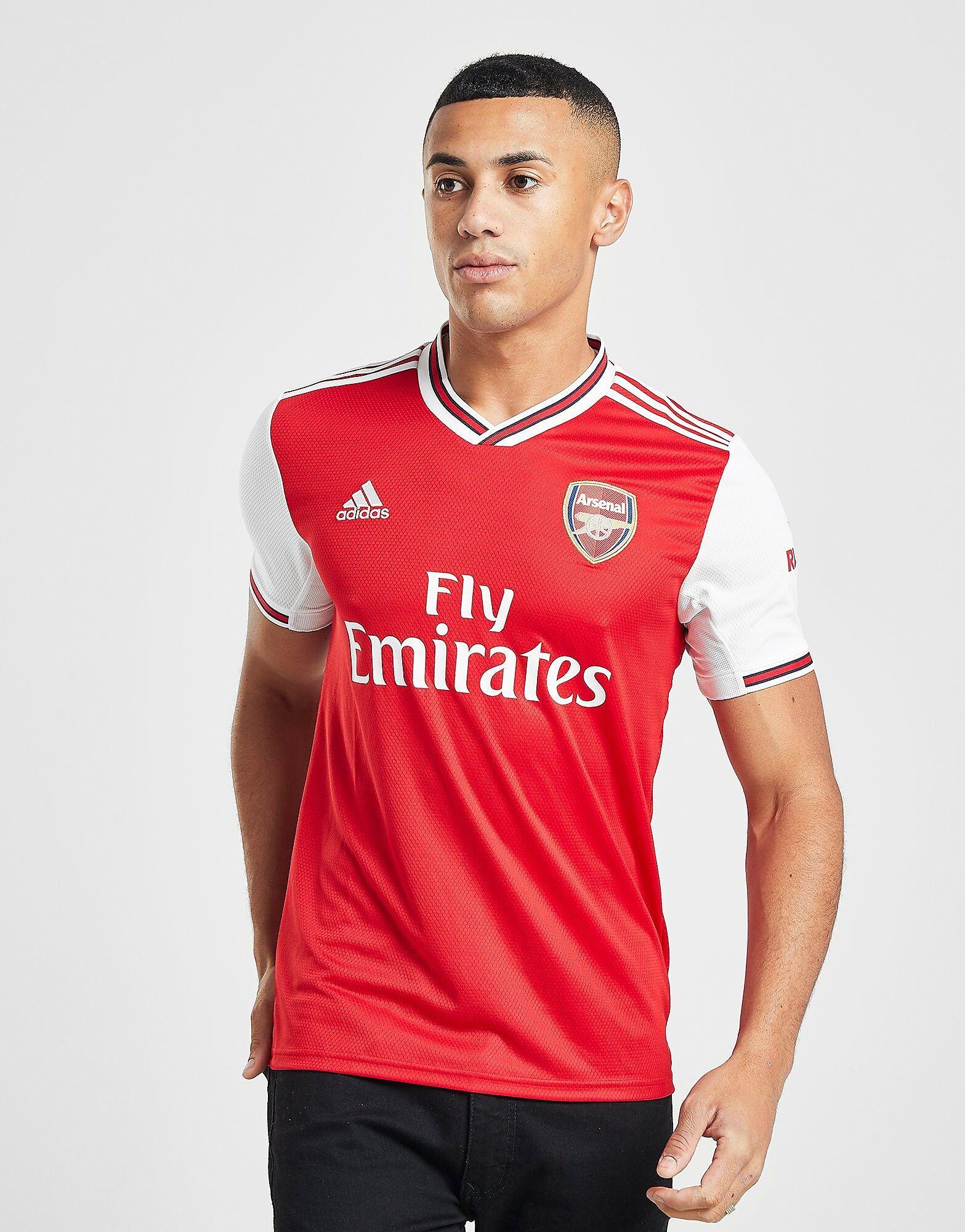 Image of Adidas Arsenal 2019/20 Kotipaita - Mens, Punainen