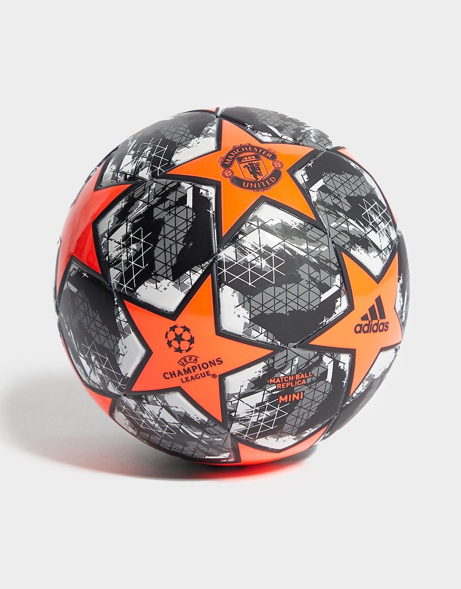 Image of Adidas Manchester United FC 2019 Minijalkapallo - Mens, Musta