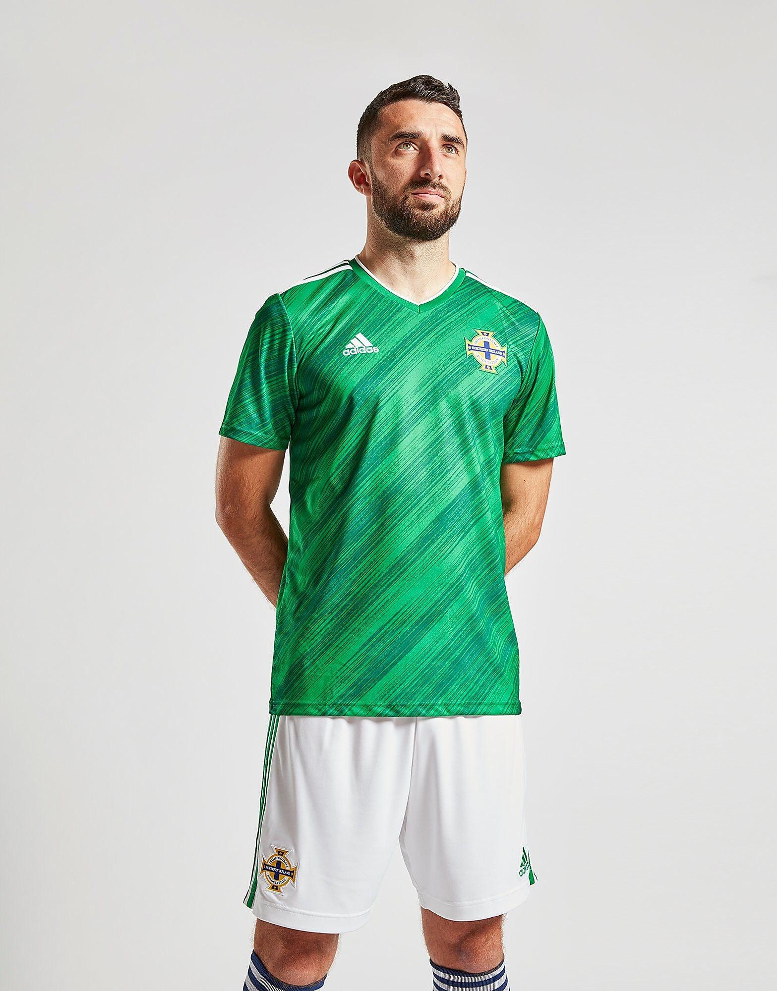 Image of Adidas Northern Ireland 2020 Kotipaita Miehet - Mens, Vihreä