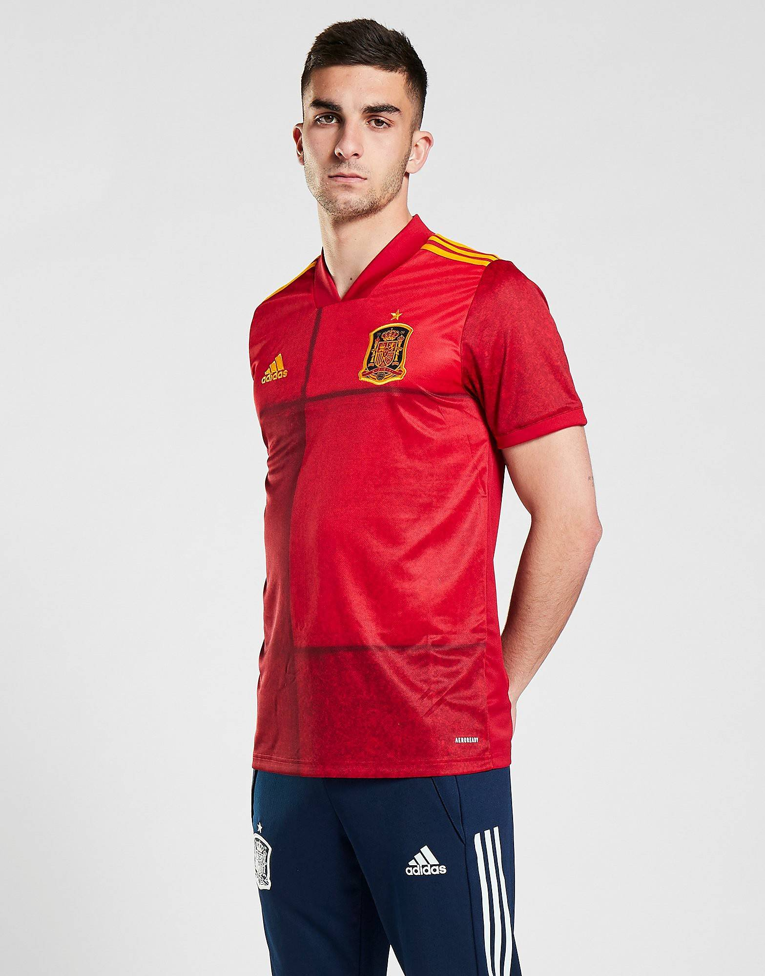 Image of Adidas Spain 2020 Kotipaita Miehet - Mens, Punainen