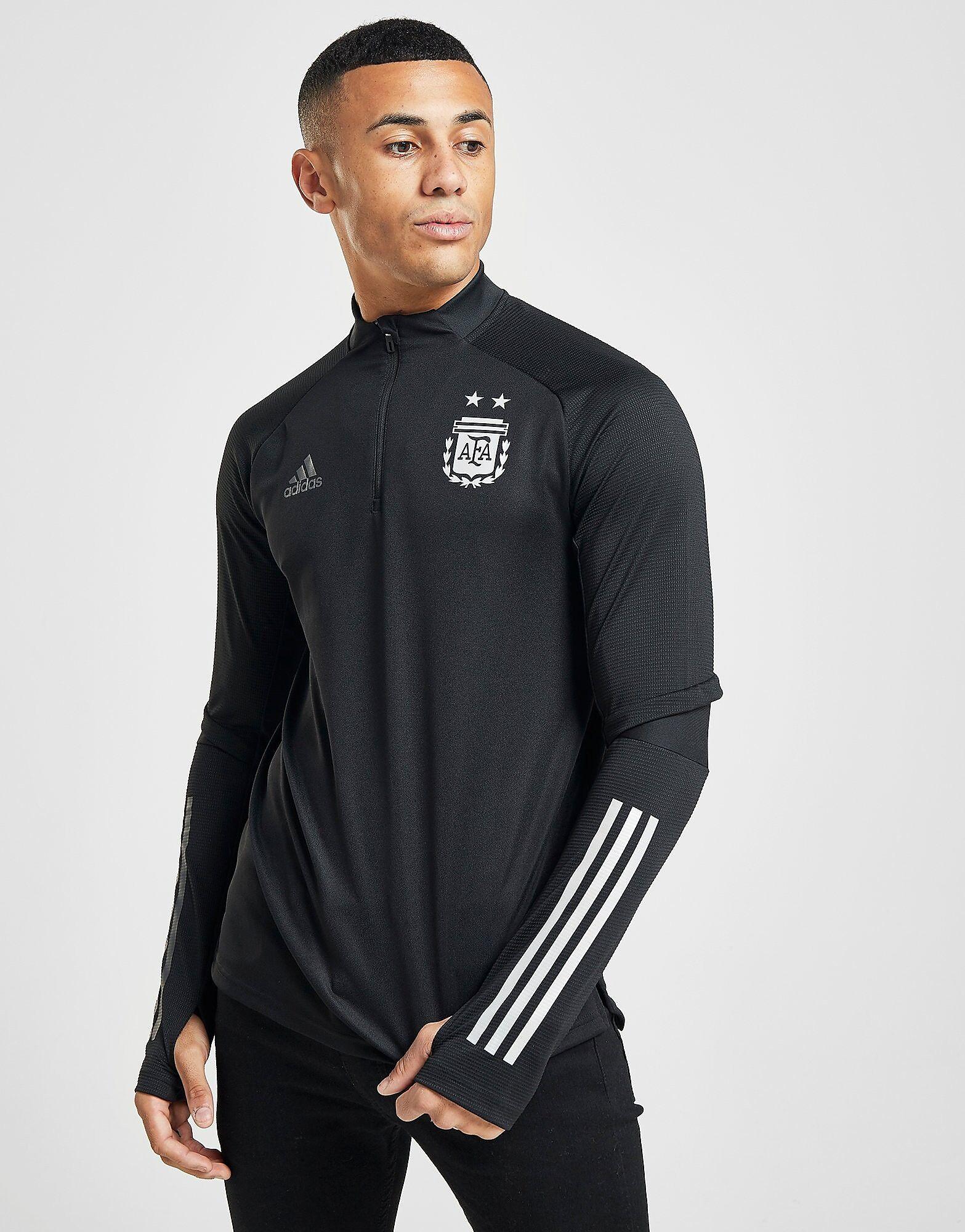 Image of Adidas Argentina Treeniverryttelypaita Miehet - Mens, Musta