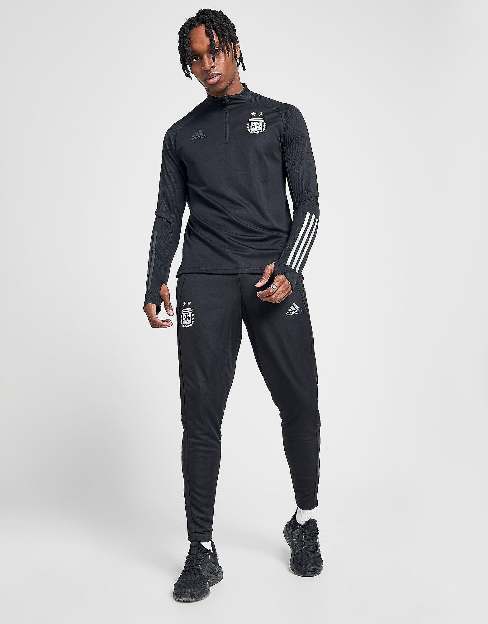 Image of Adidas Argentina Verryttelyhousut Miehet - Mens, Musta