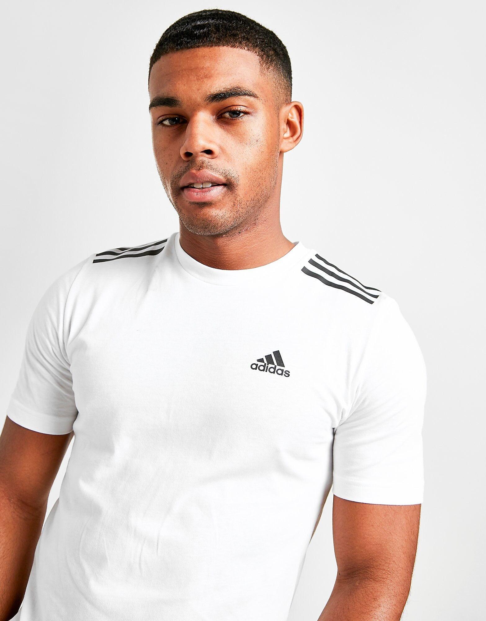 Image of Adidas T-paita Miehet - Only at JD - Mens, Valkoinen