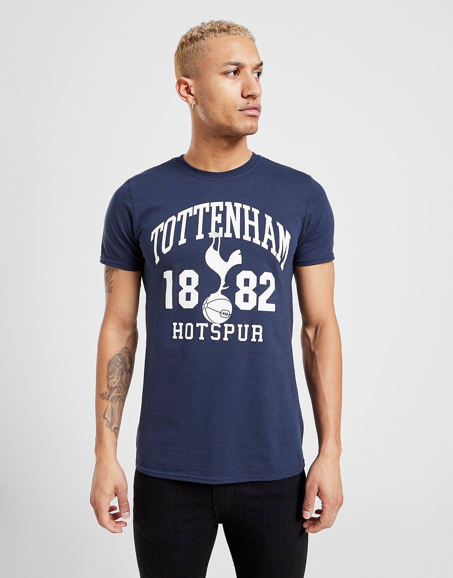 Official Team Tottenham Hotspur FC 1882 T-paita Miehet - Mens, Laivastonsininen