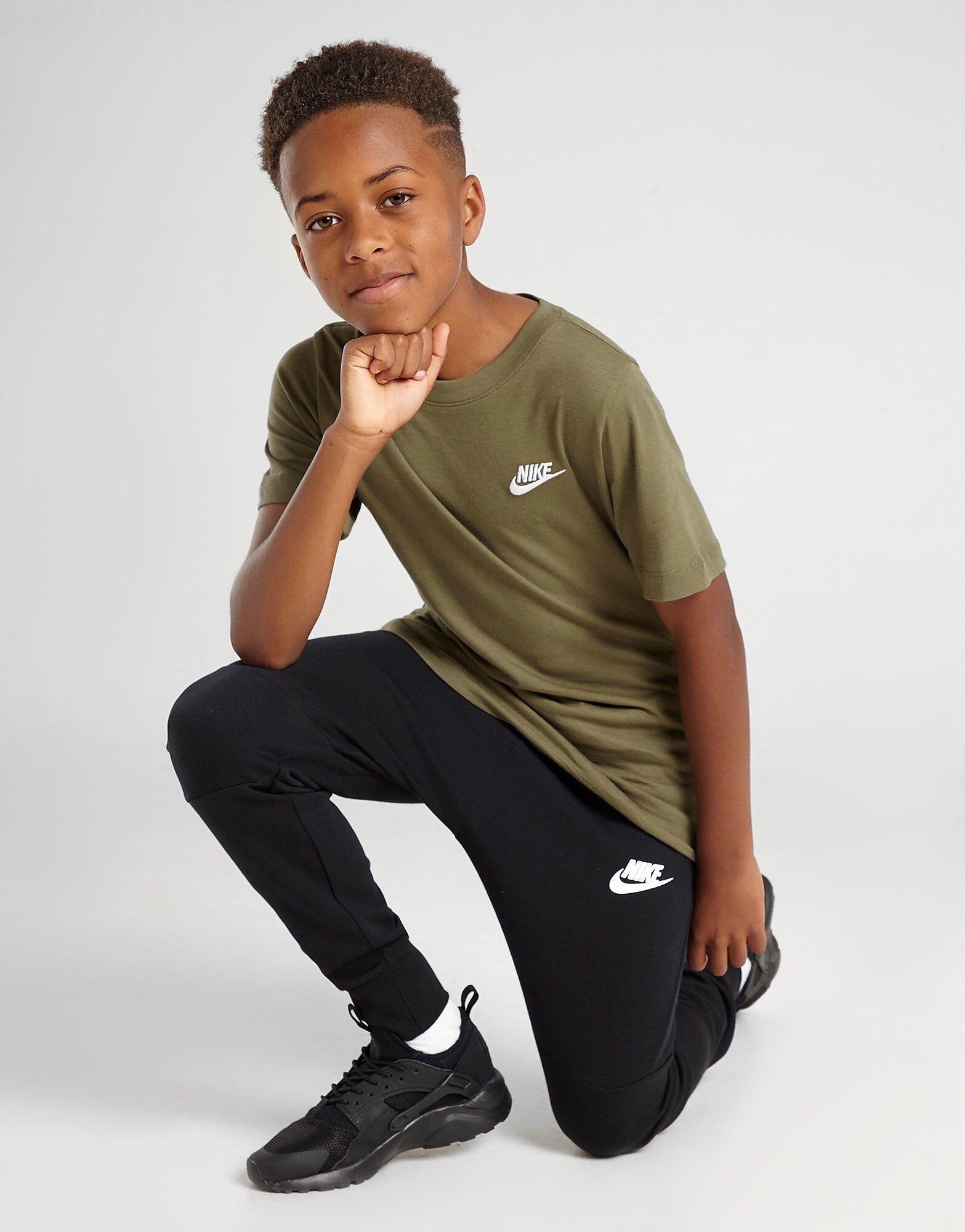 Image of Nike Verryttelyhousut Juniorit - Kids, Musta