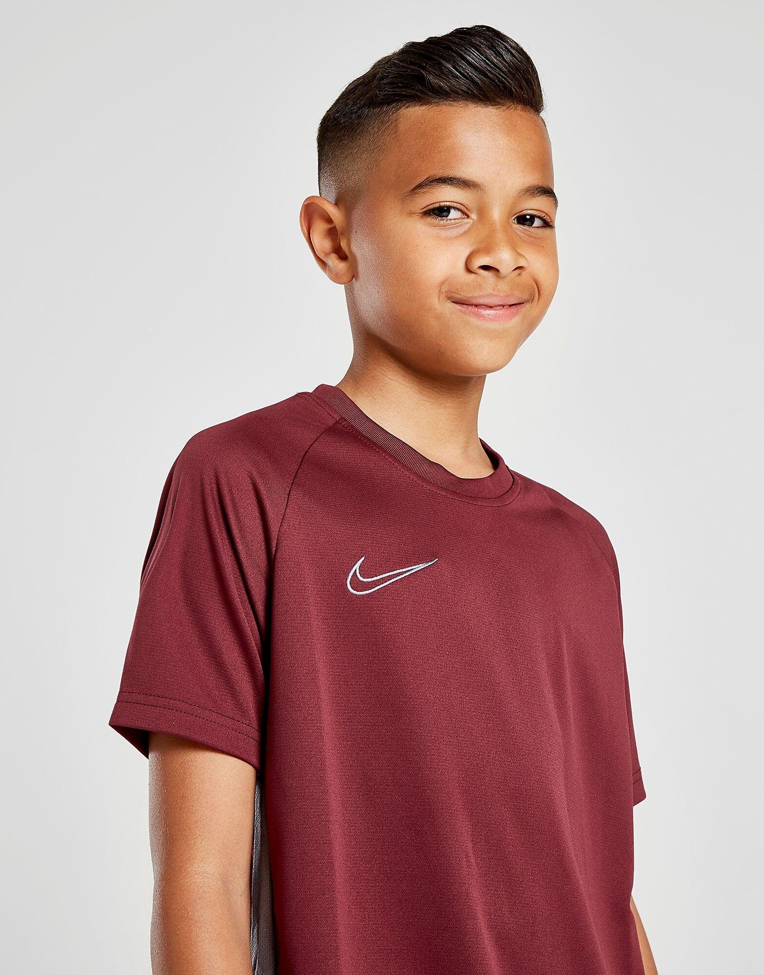Image of Nike Academy T-Paita Juniorit - Kids, Punainen