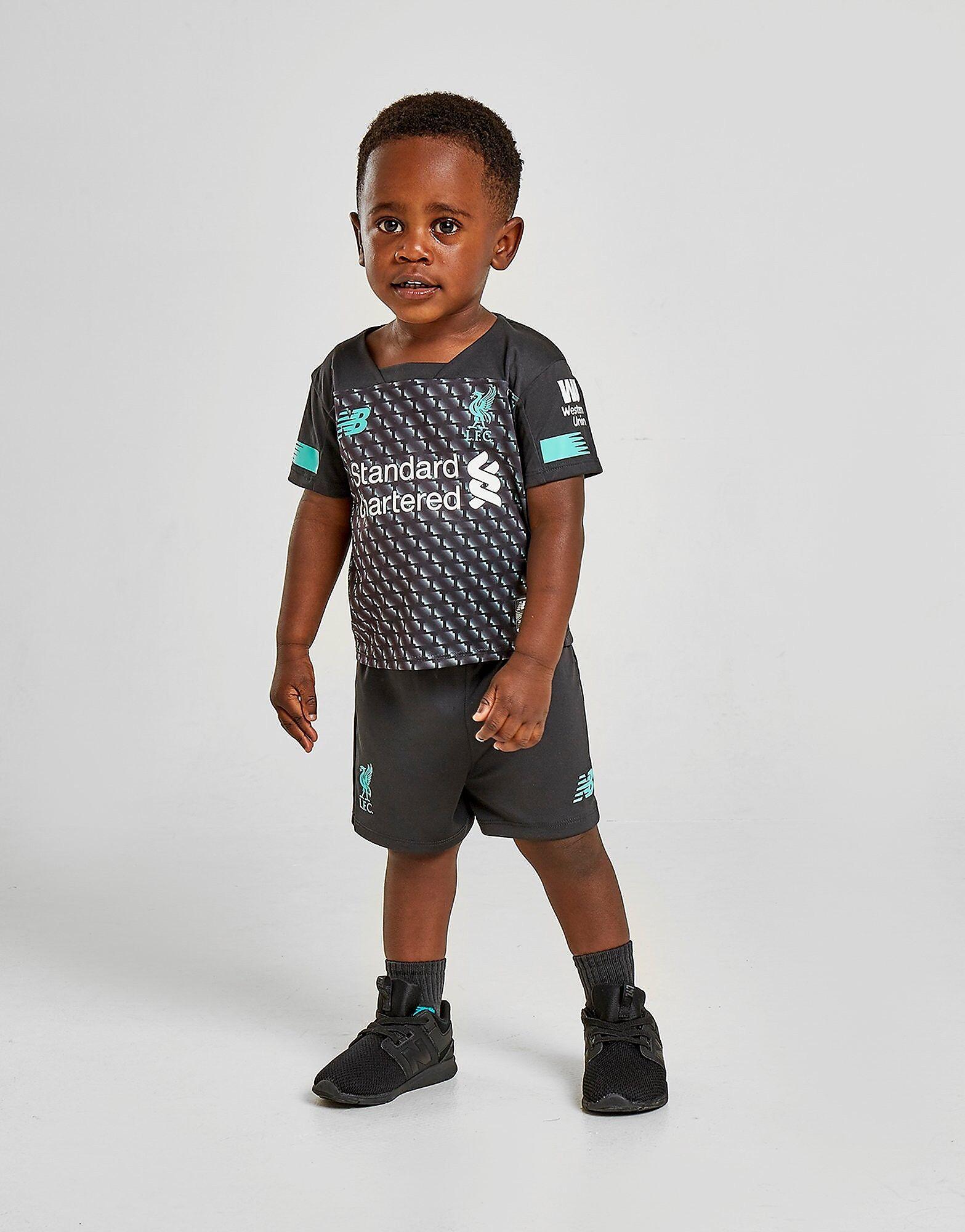 Image of New Balance Liverpool FC 2019/20 Kolmas setti Vauvat - Kids, Musta