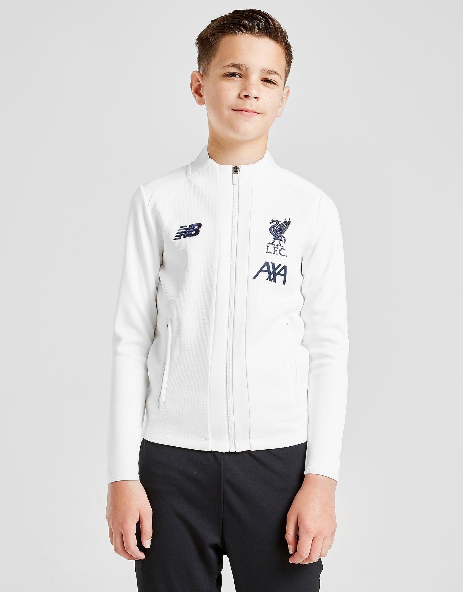 Image of New Balance Liverpool FC Takki Juniorit - Kids, Valkoinen