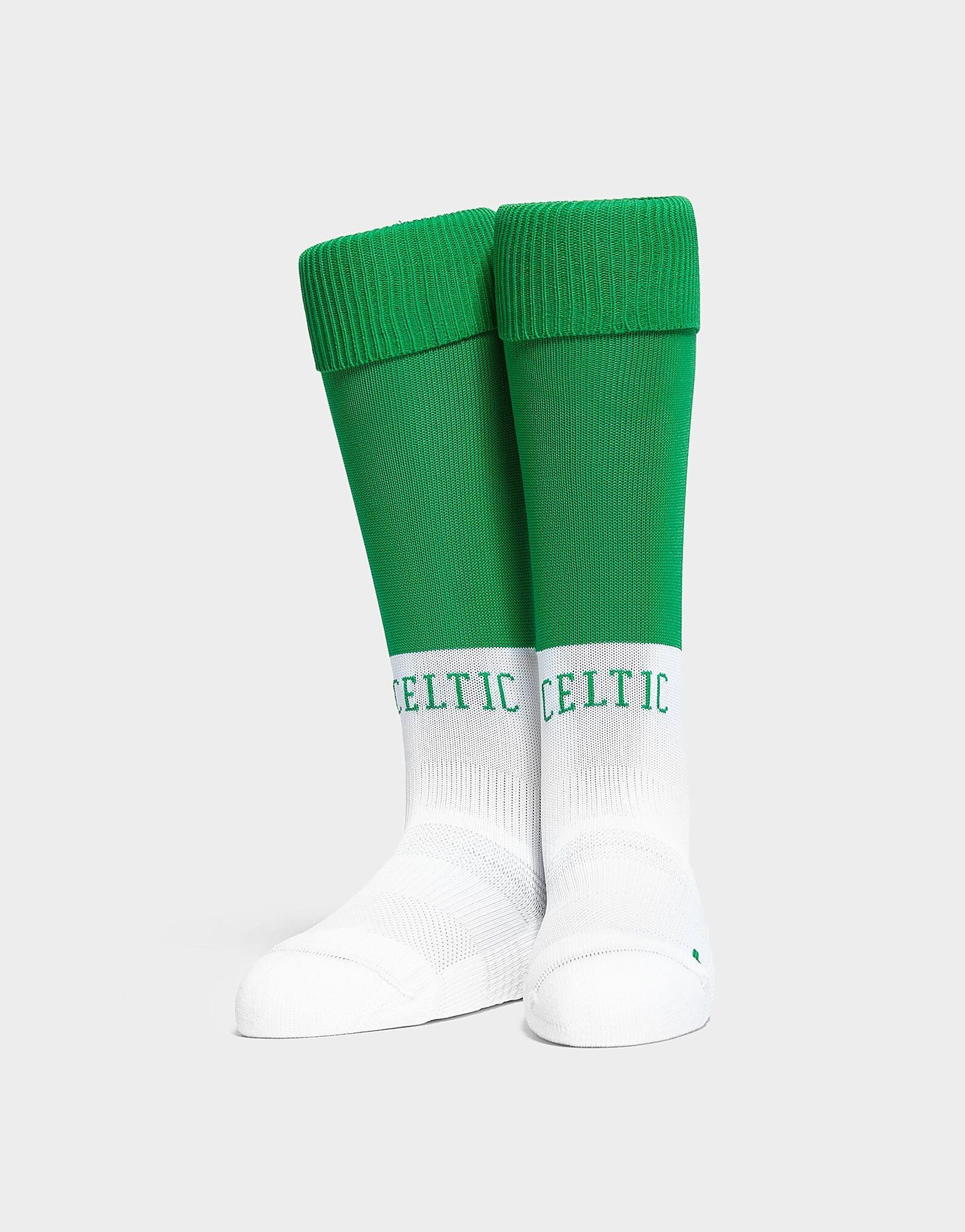 Image of New Balance Celtic FC 2019 Home Socks Junior - Kids, Vihreä