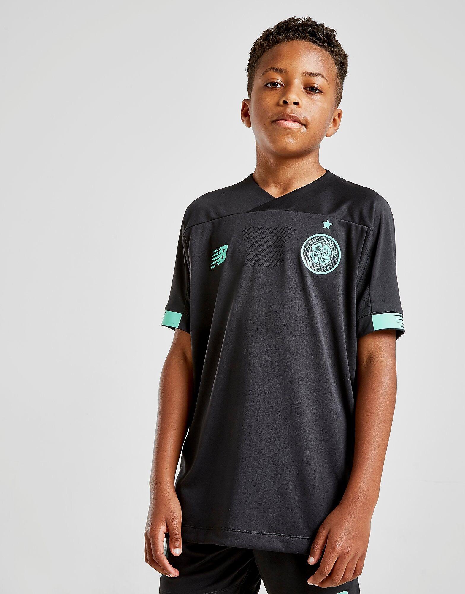 Image of New Balance Celtic FC 2019 Maalivahti Kotipaita Juniorit - Kids, Musta