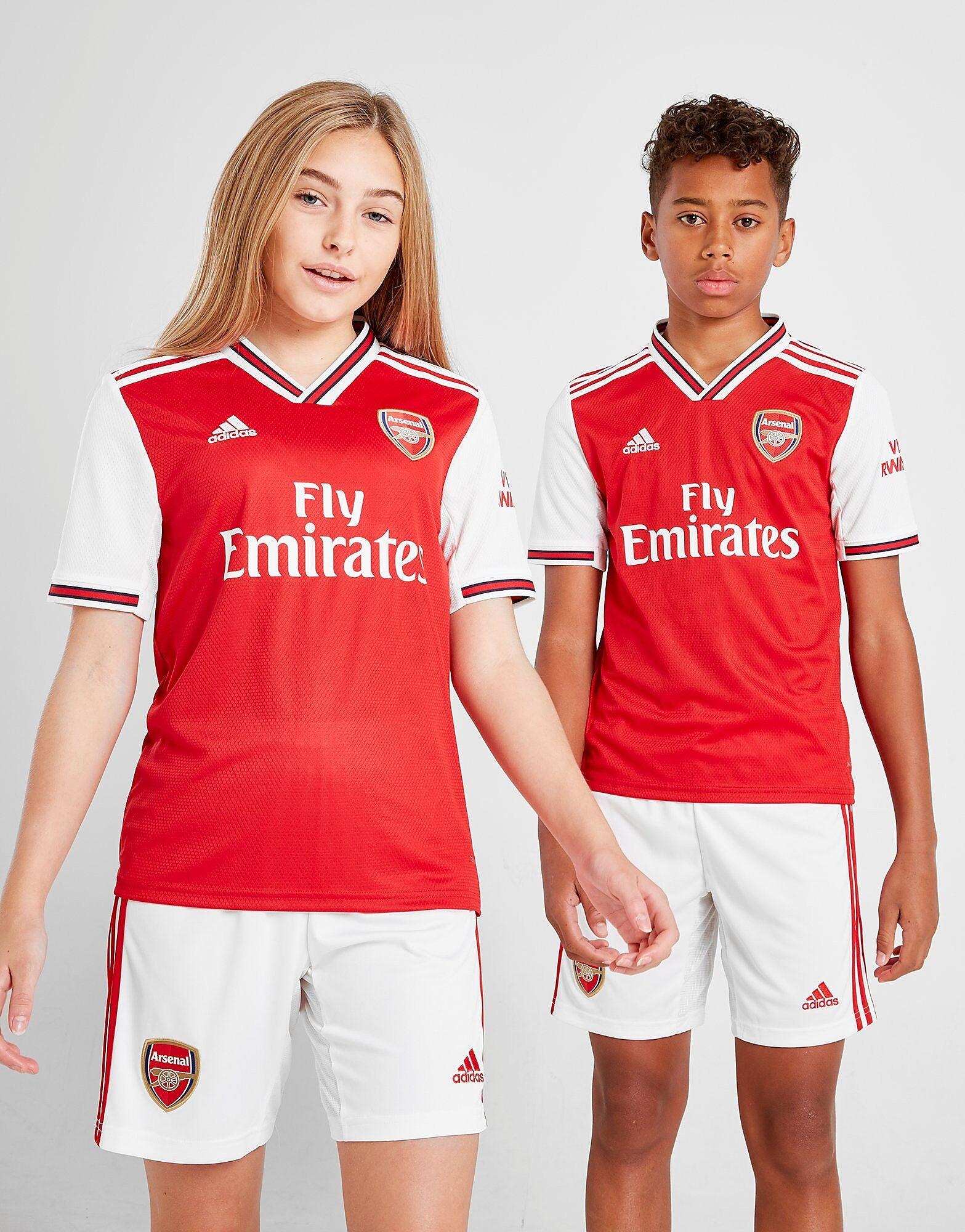 Image of Adidas Arsenal 2019/20 Kotipaita Juniorit - Kids, Punainen