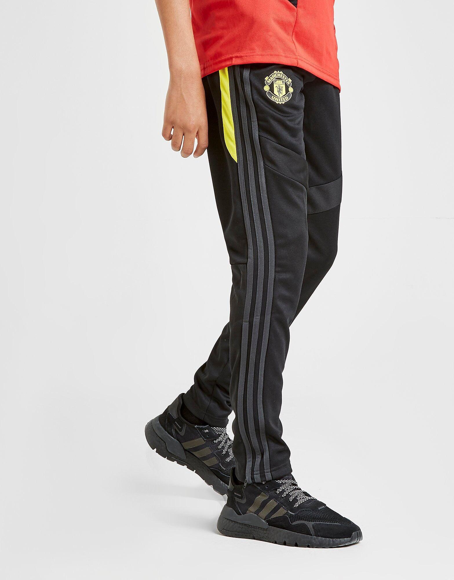 Image of Adidas Manchester United FC Treenihousut Miehet - Kids, Musta