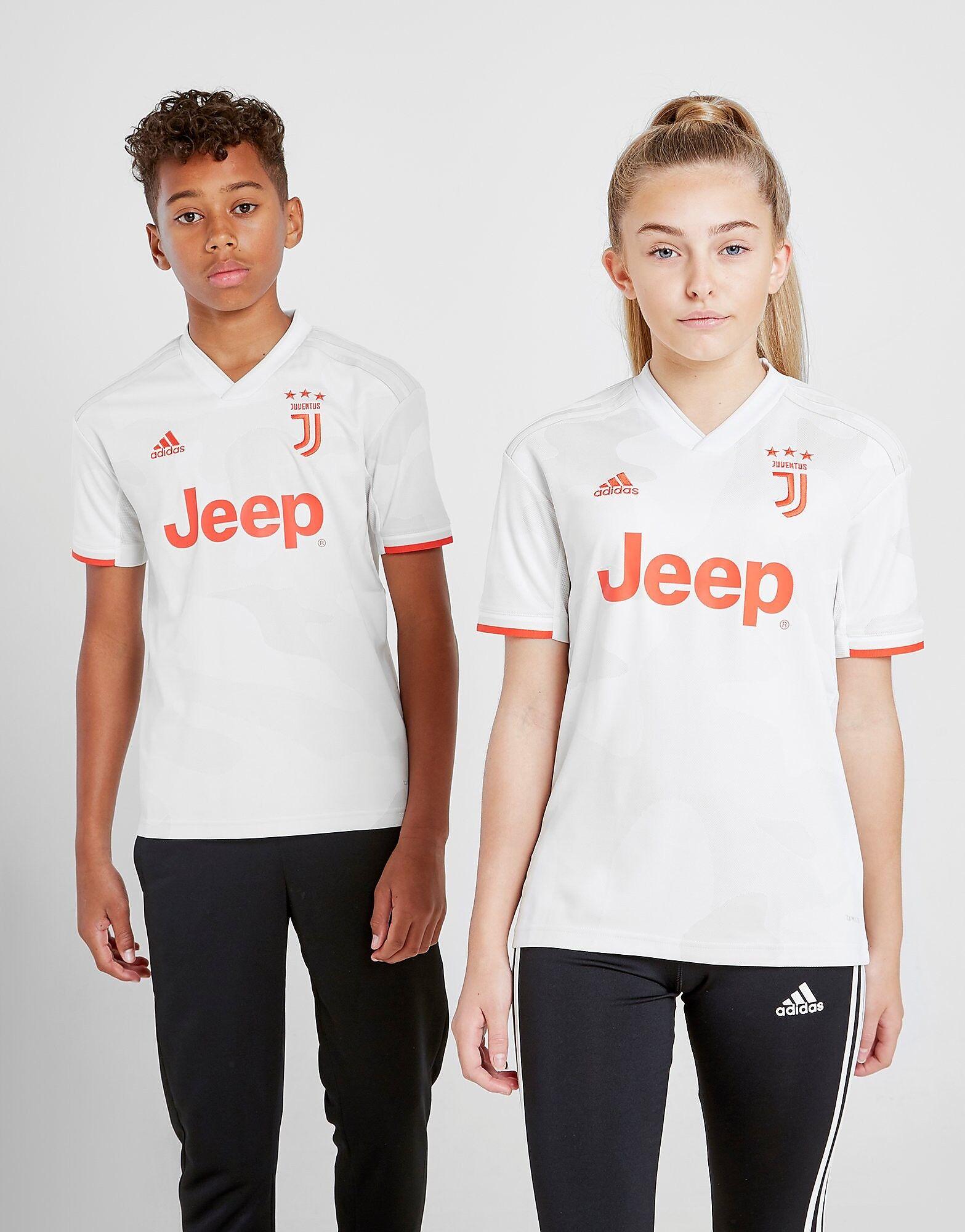 Image of Adidas Juventus 2019/20 Vieraspaita Juniorit - Kids, Valkoinen