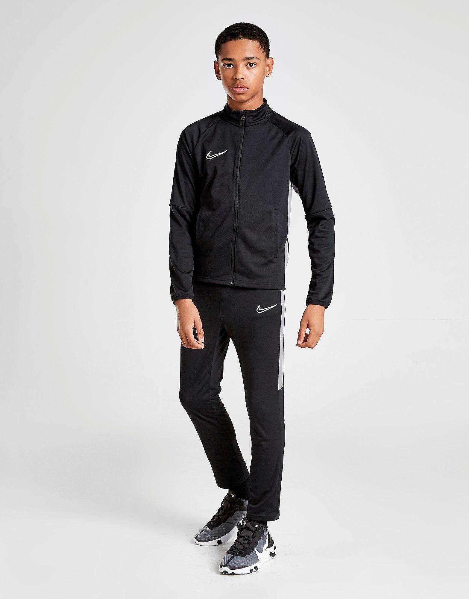 Image of Nike Academy Verryttelyasu Juniorit - Kids, Musta