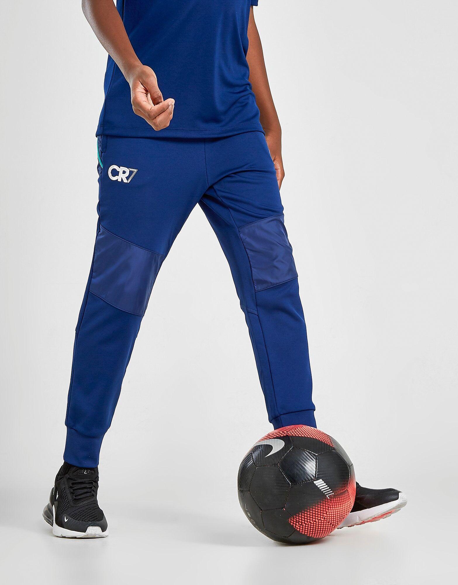 Image of Nike CR7 Verryttelyhousut Juniorit - Kids, Sininen