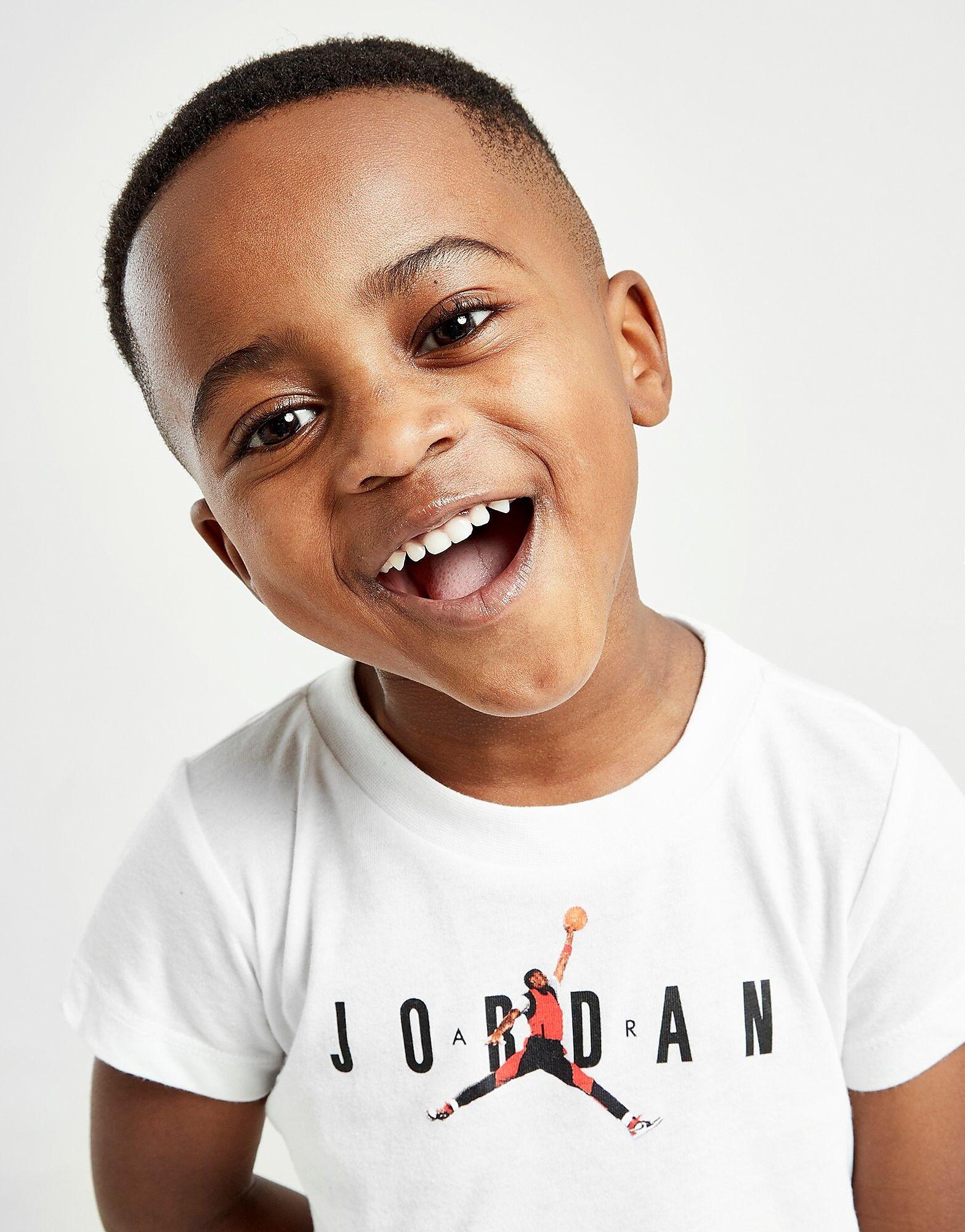 Jordan Brand 3 T-paita Vauvat - Kids, Valkoinen