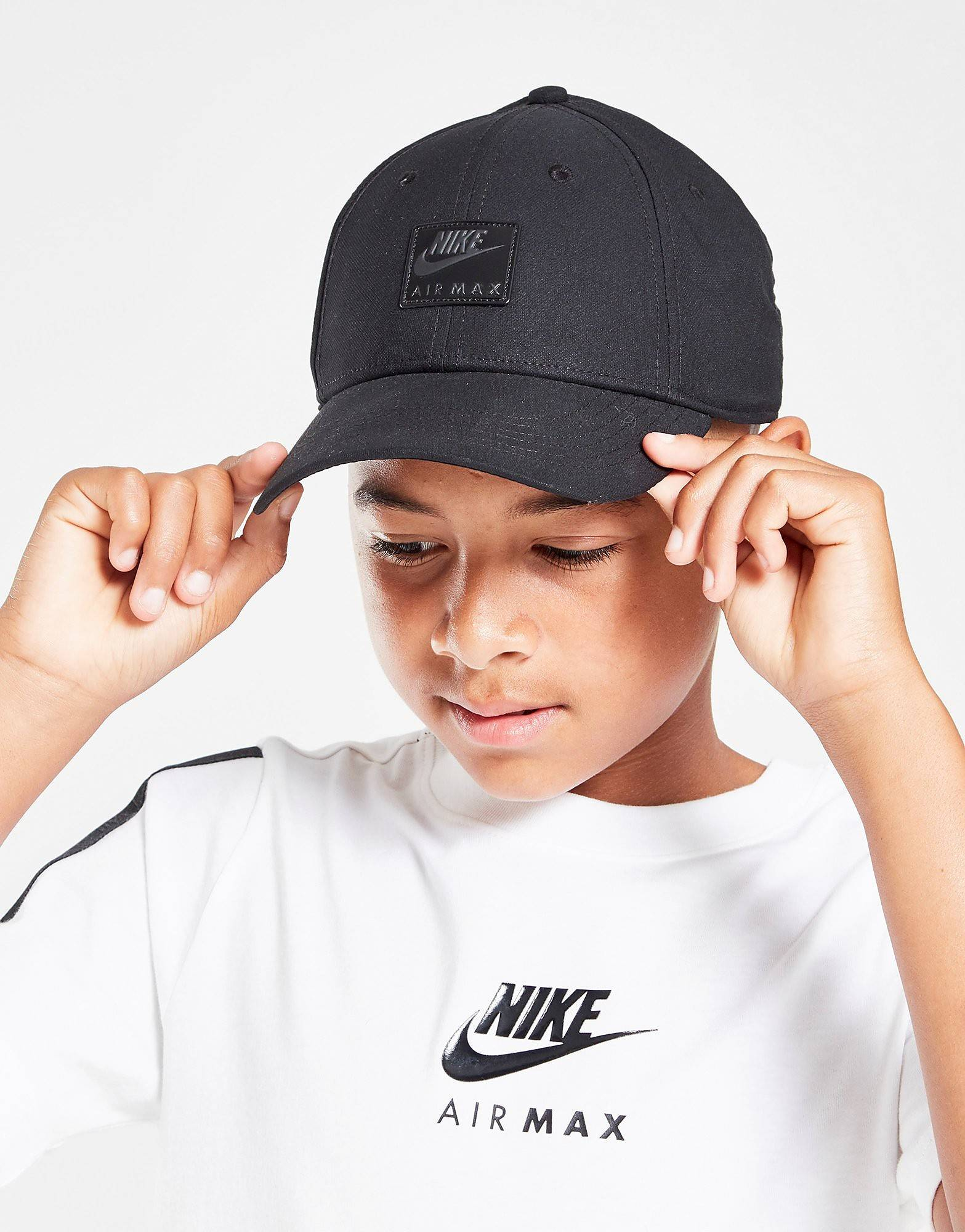 Image of Nike Legacy91 Air Max Lippalakki Juniorit - Kids, Musta