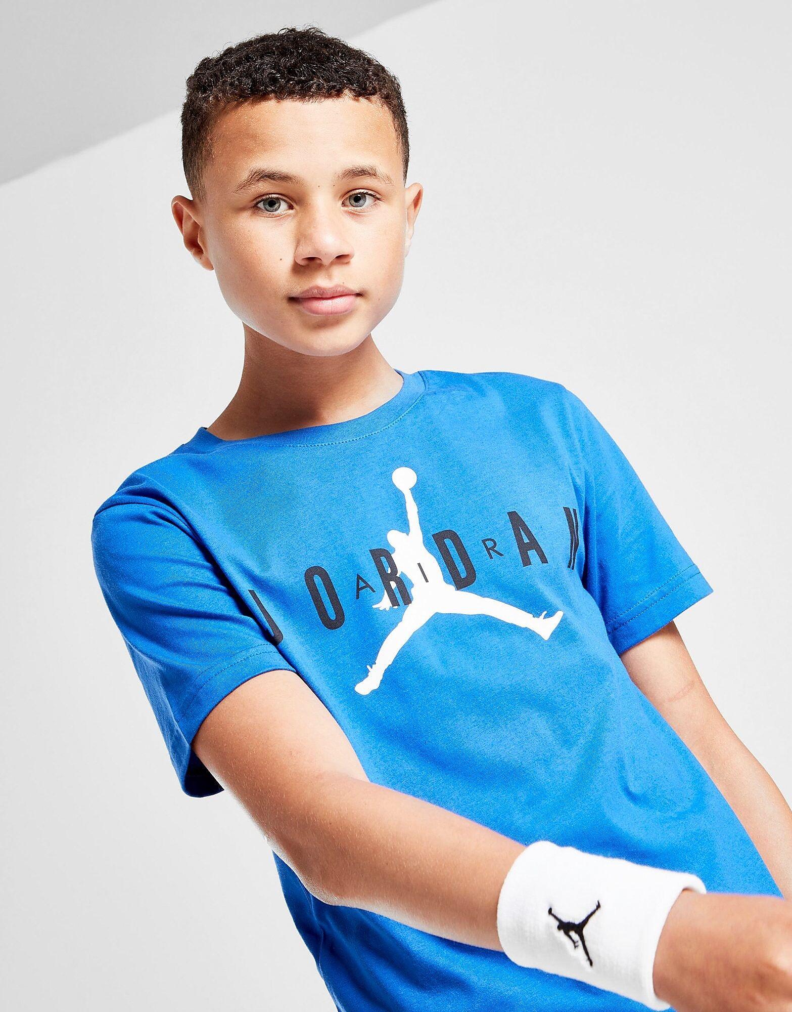 Jordan Brand 5 T-Shirt Junior - Kids, Sininen  - Sininen - Size: 12-13Y