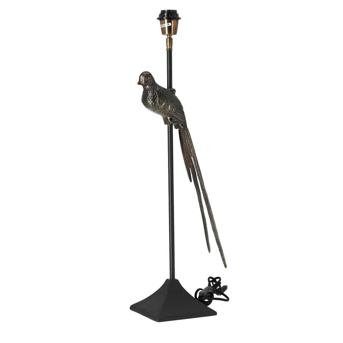 Pr Home Birdie Musta/Messinki 70cm Lampunjalat