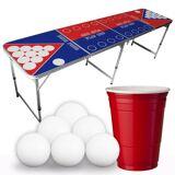 StudyShop Beer Pong Setti (Flip Cup Pelillä) sis. mukit ja pallot