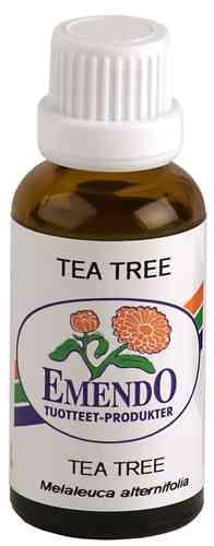 Teepuuöljy Emendo 30 ml