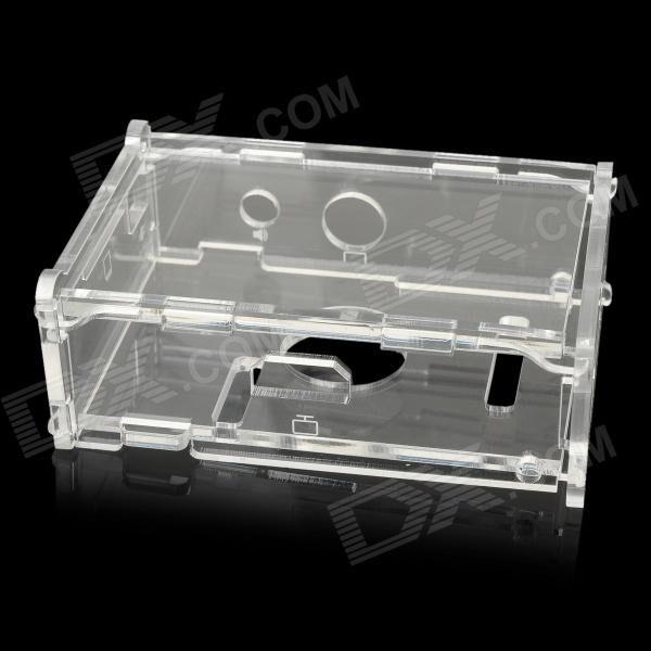 Acrylic Case for Raspberry PI - Transparent