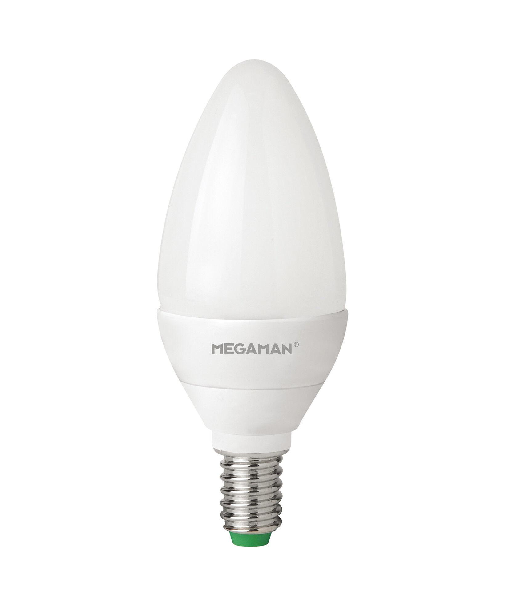 Megaman Lamppu LED 5,5W (470lm) Kynttilä Himmennettävissä E14 - Megaman
