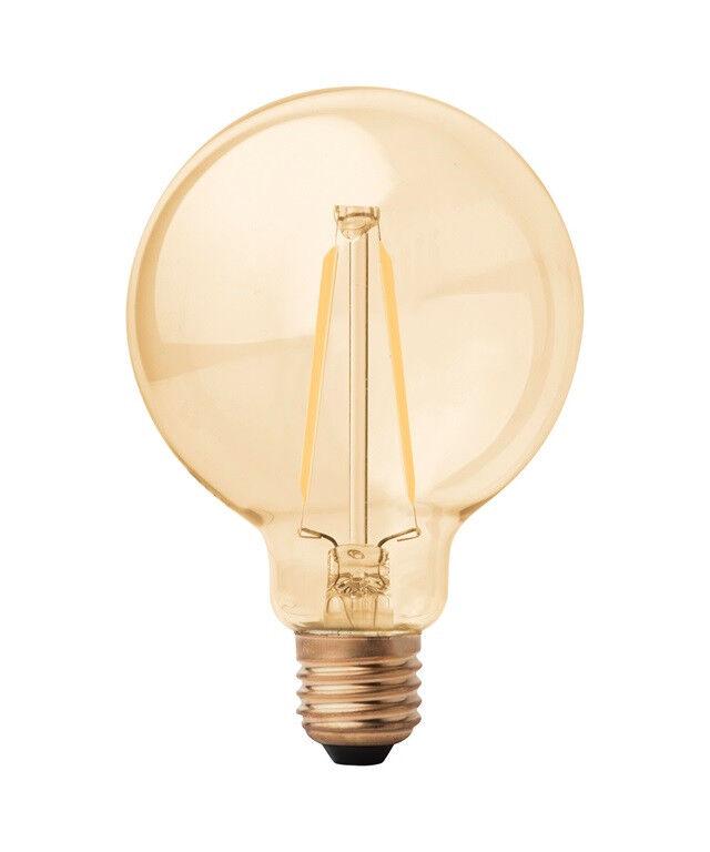 Megaman Lamppu LED 3W (210lm) Globe Ø95 E27 - Megaman