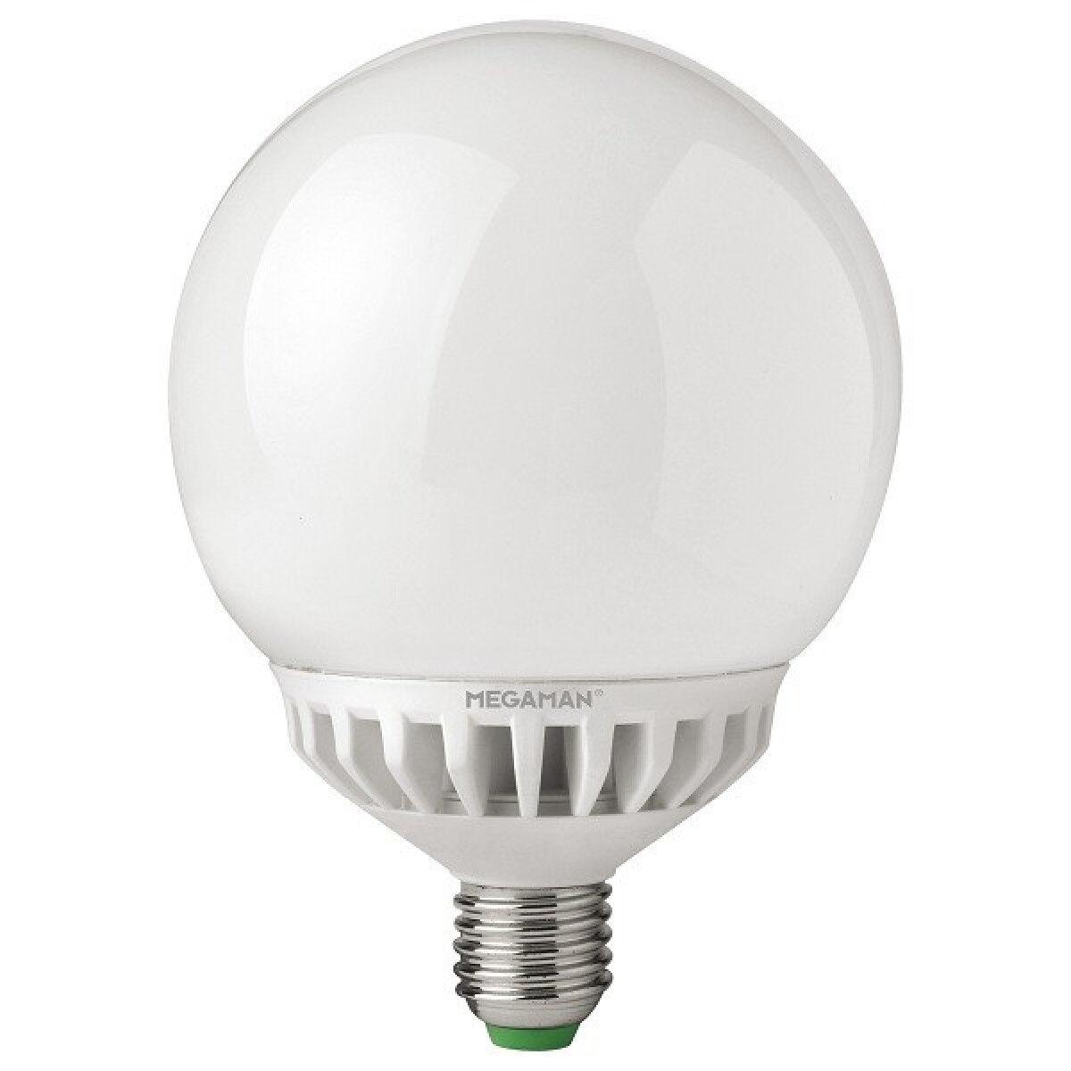 Megaman Lamppu LED 8W Globe E27 - Megaman