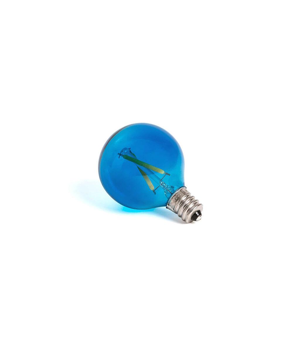 Seletti Lamppu LED 1W E12 Sininen Mouse Lamp - Seletti