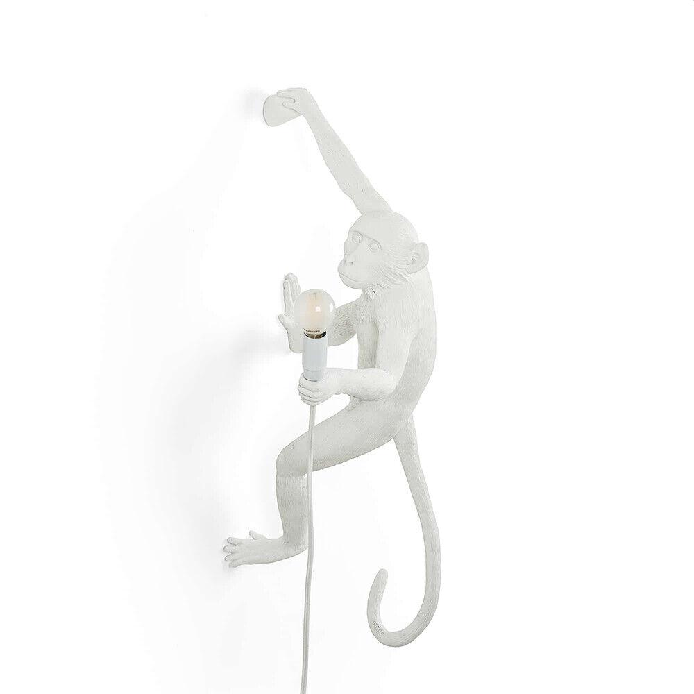 Seletti Monkey Hanging Seinävalaisin Right - Seletti
