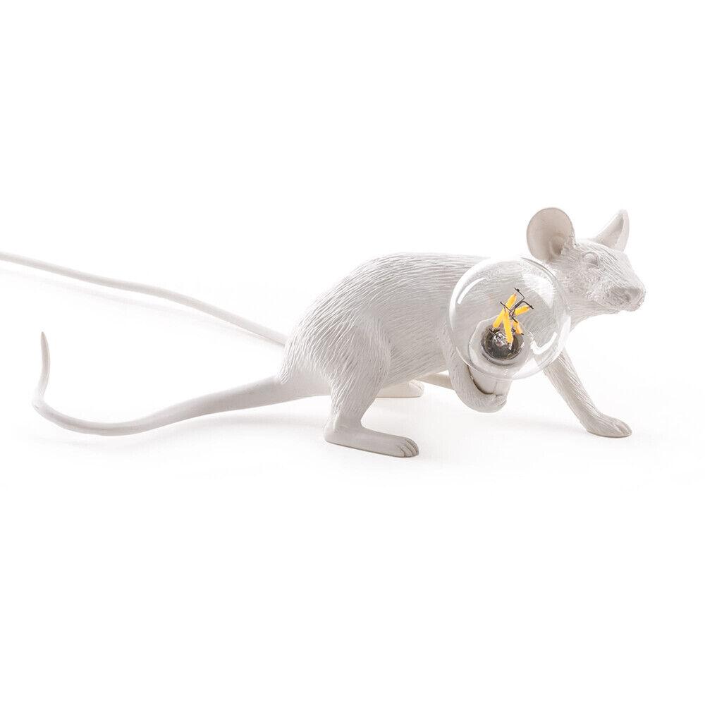 Seletti Mouse Lamp #3 Lop Lie Down Pöytävalaisin - Seletti