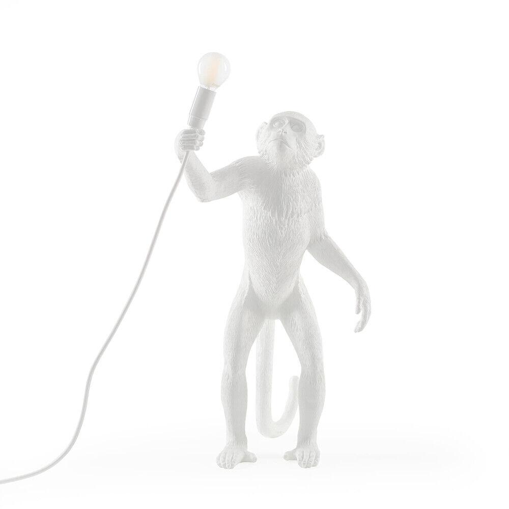 Seletti Monkey Standing Pöytävalaisin - Seletti