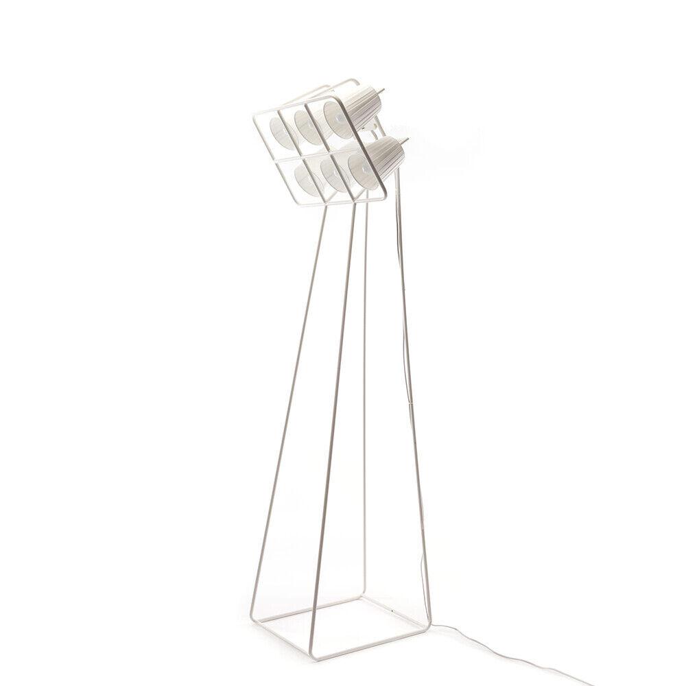 Seletti Multilamp Lattiavalaisin 6 Valkoinen - Seletti